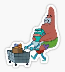 TV Show: Spongebob Squarepants Sticker