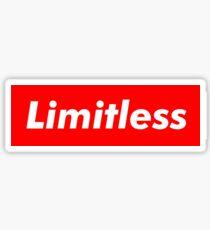 NCT 127 LIMITLESS 04 Sticker