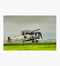 WWII Plane Photographic Print