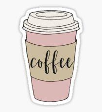 Coffee Sticker