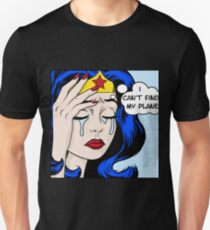 First World Problems of a superhero Unisex T-Shirt