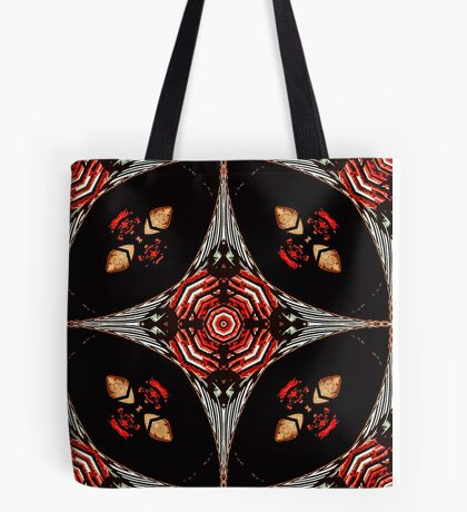 African Tribal Desire  Tote Bag