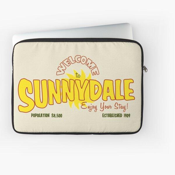 Bienvenido a Sunnydale Funda para portátil
