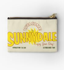 Welcome to Sunnydale Studio Pouch