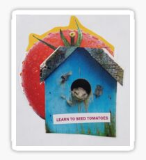 Learn to Seed Tomatoes Sticker