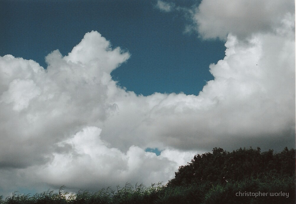 clouds by christopher worley