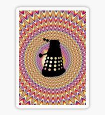 Dalek Trip Sticker