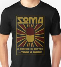 Brave New World Soma T-Shirt
