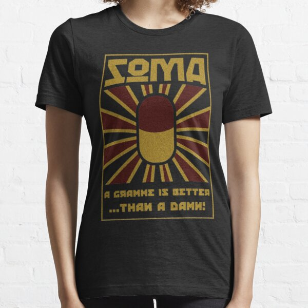 Brave New World Soma Essential T-Shirt