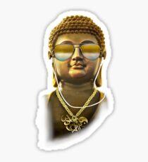 Chill Buddha - It's All Good (No Text) Sticker