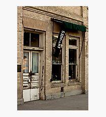 Antique Shop Photographic Print
