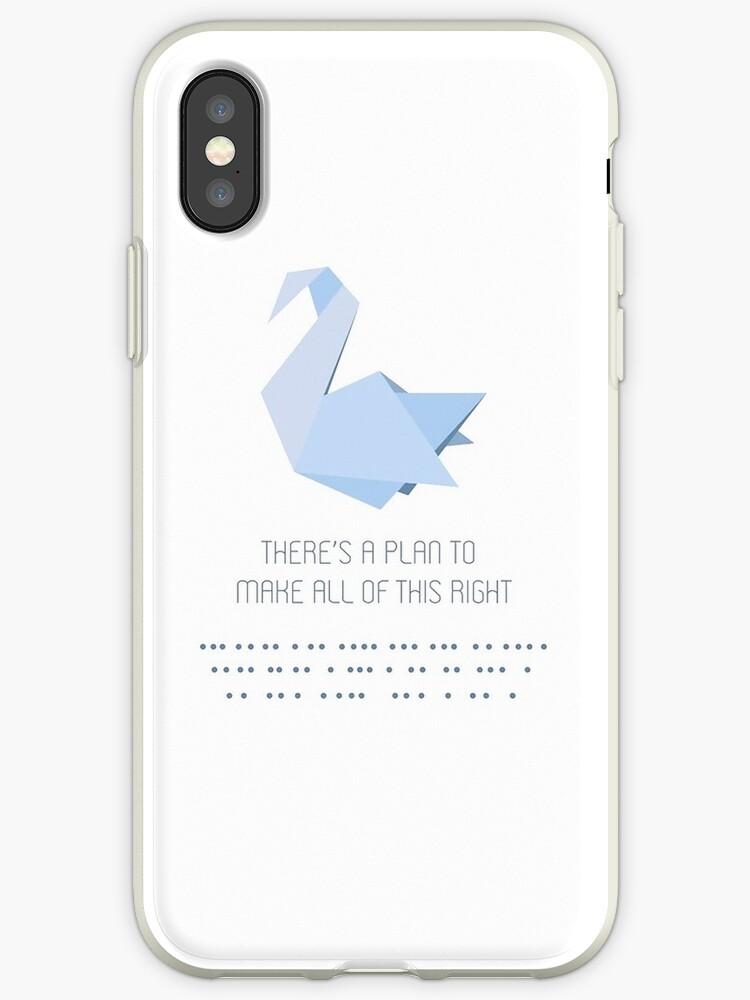 coque iphone 5 origami