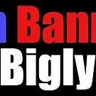 Ban Bannon Bigly Protest Products by Mark Podger