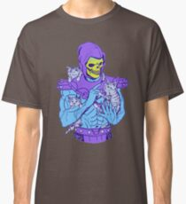 Skeletor, Masters of the Meowniverse. Classic T-Shirt