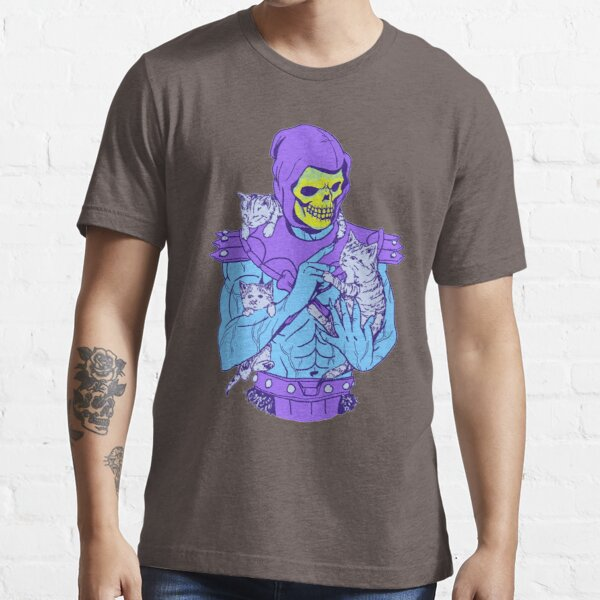 Skeletor, Masters of the Meowniverse. Essential T-Shirt