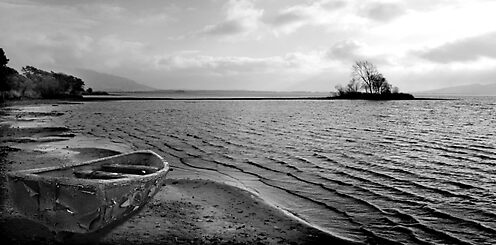 Loch Leven Scotland. by champtonphotography