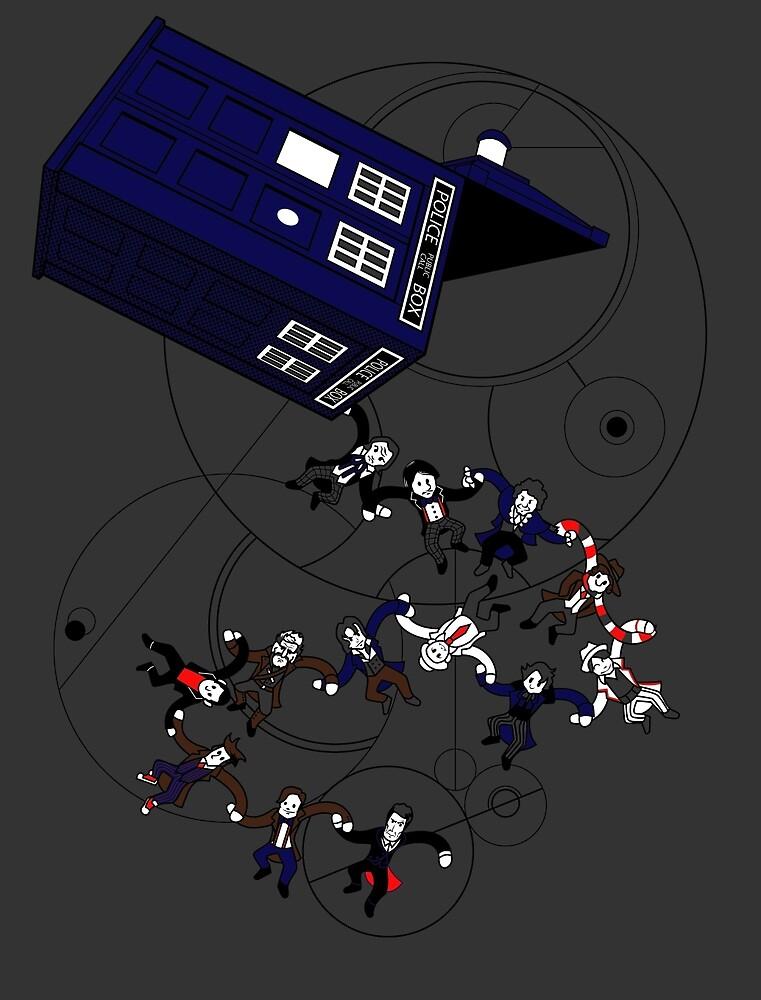 Barrel of Doctors 2.0 by Everdreamer