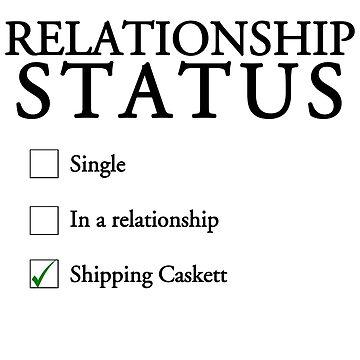 Relationship status - caskett by Vallion