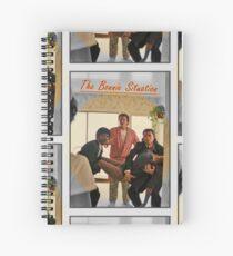 Pulp Fiction  'The Bonnie Situation' - John Travolta, Samuel L. Jackson, Quentin Tarantino Spiral Notebook
