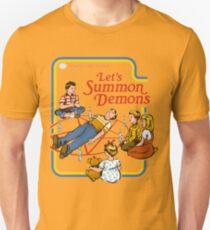 Games for Children, Lets Summon Demons Unisex T-Shirt