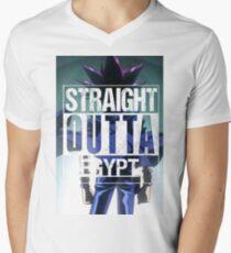 Straight Outta Egypt Men's V-Neck T-Shirt