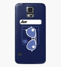 Avenger's Shield Agent Case/Skin for Samsung Galaxy