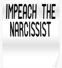 Impeach President Trump T Shirt Poster
