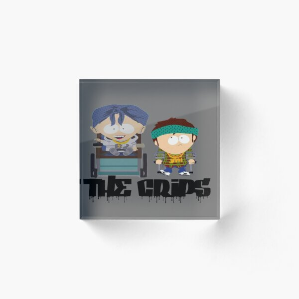 South Park - Jimmy and Timmy Acrylic Block