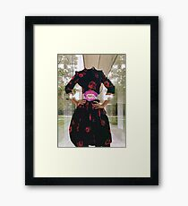 Observing the Burgeoning Framed Print