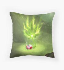 Kirby Throw Pillow