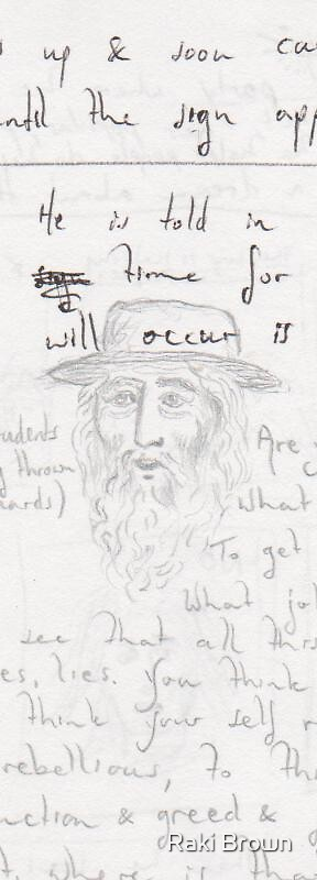 Old Man Ink by Raki Brown