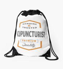 Acupuncturist Drawstring Bag