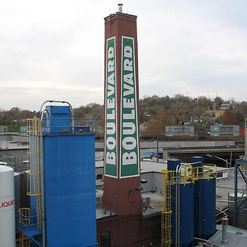 Boulevard Brewing by paintpills