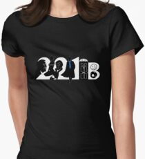221B Women's Fitted T-Shirt