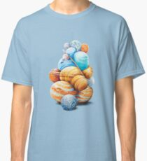Planetary Pile-Up Classic T-Shirt
