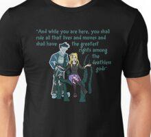 Among the Deathless Gods Unisex T-Shirt