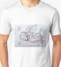 Stuffed Chibi Vampire Unisex T-Shirt