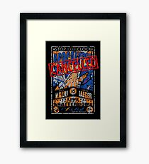 Catagory 5 excitement! Framed Print