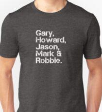 Take That [line-up] Unisex T-Shirt