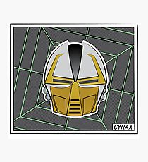 Cyrax Photographic Print