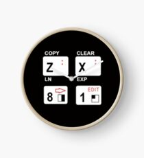 ZX81 Timex1000 Clock