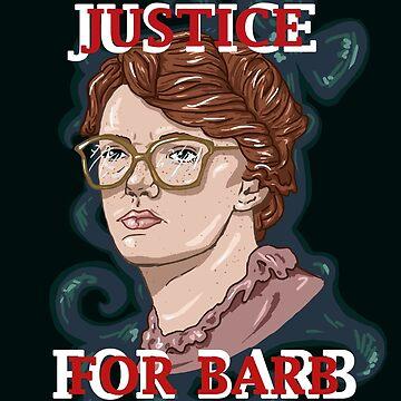 Gerechtigkeit für Barb! von PlatypusDoodles