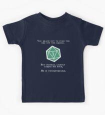 Natürlich 1 - Ork (Weiß) Kinder T-Shirt