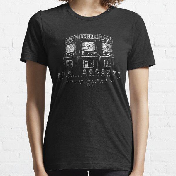 Fun Society (Mr Robot) Essential T-Shirt