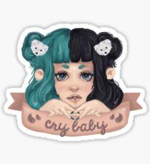 Cry Baby - Melanie Martinez  Sticker