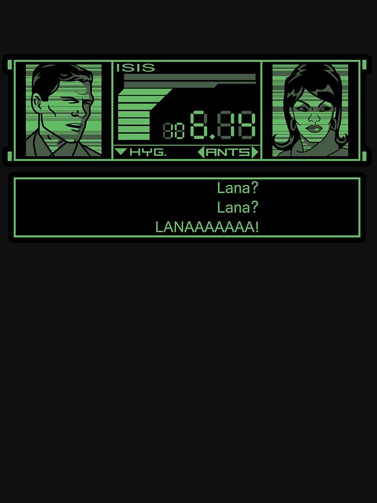 LANAAAA! | Unisex T-Shirt