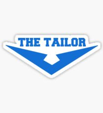 The Tailor Sticker