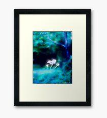 Hope Blooms Framed Print