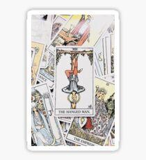 Tarot Card Num. 1 Sticker