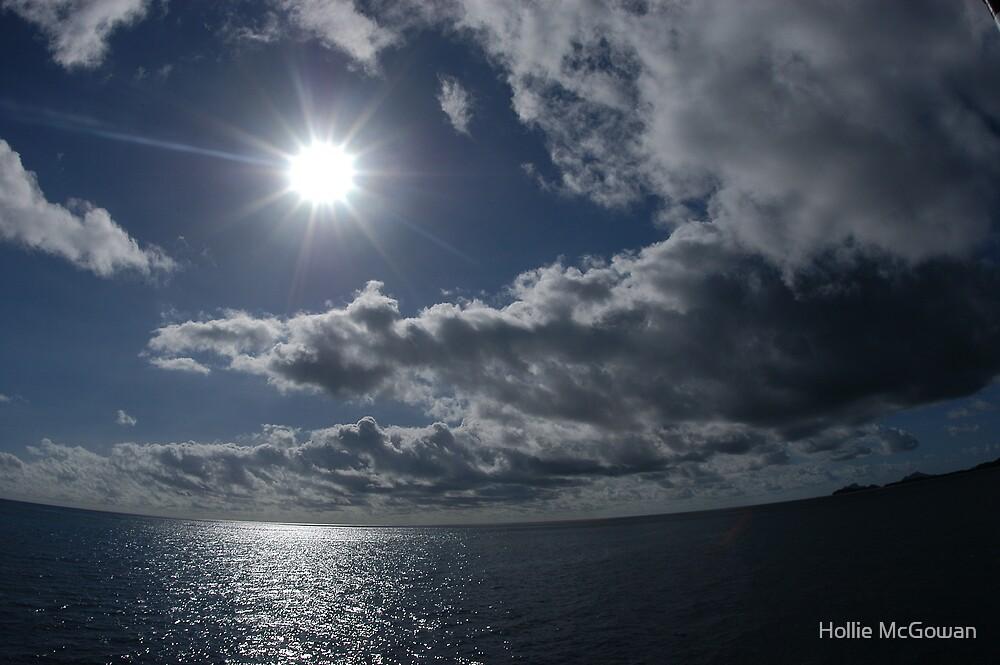 the Ocean by Hollie McGowan